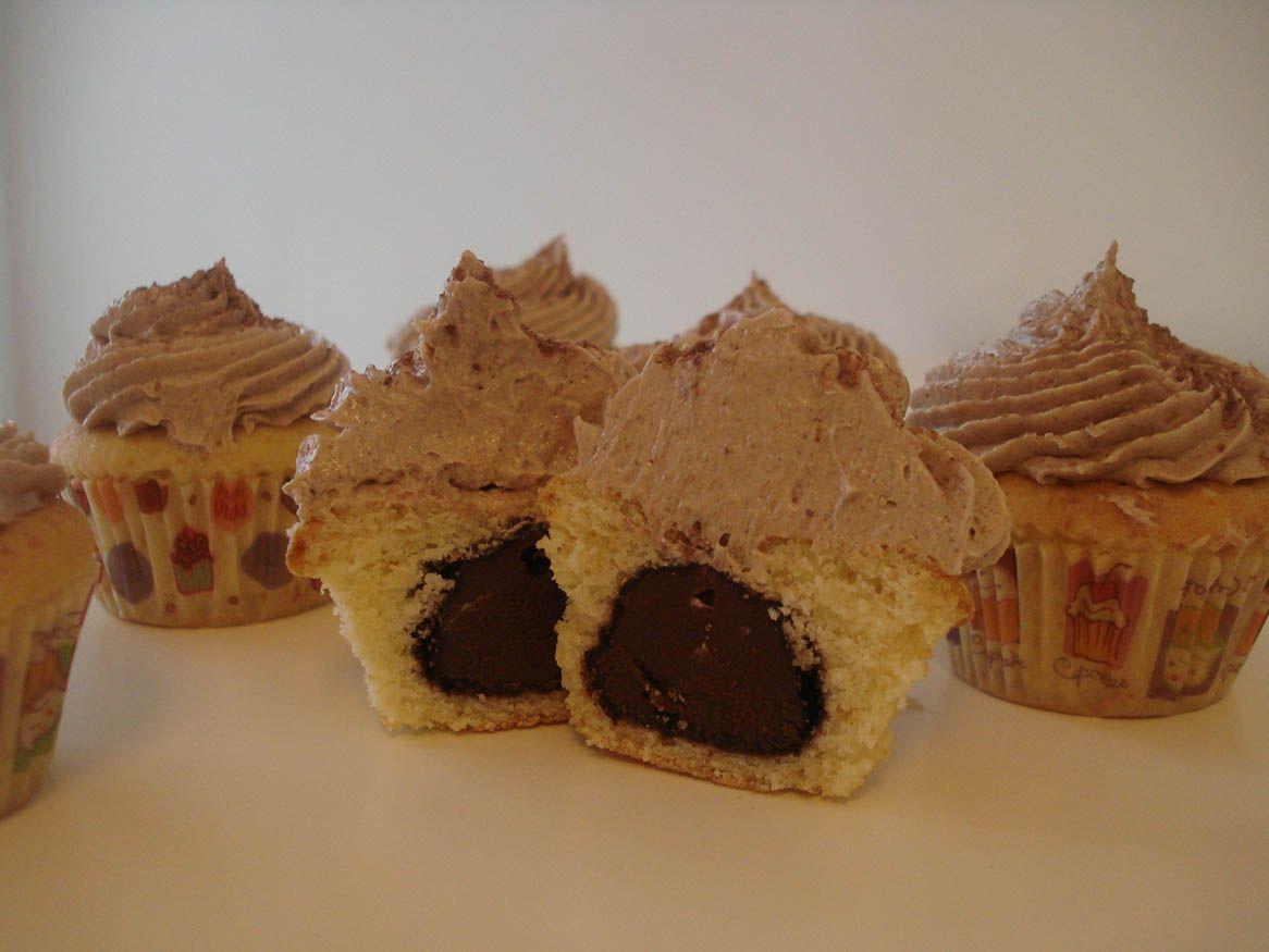 cupcakes trufas