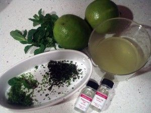 ingredientes mojito