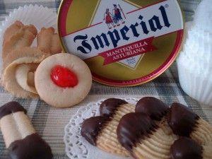 Galletas té mantequilla imperial