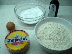 Ingredientes galletas té Mantequilla imperial